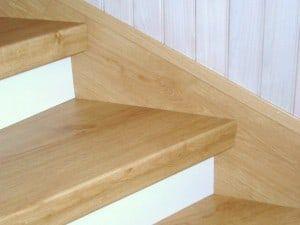 Afgewerkte trap Floortec