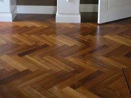 5 inspiraties van een eiken houten vloer