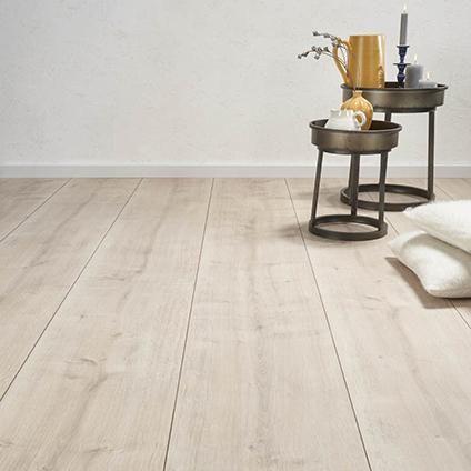 houten vloer in huis