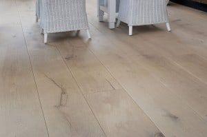 vloer in de olie door Floortec